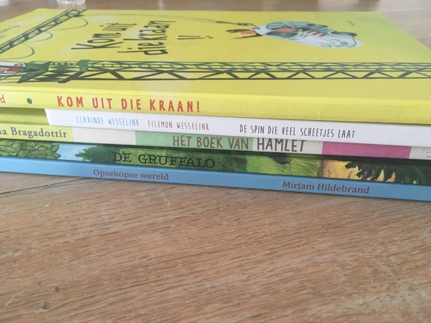 Kinderboeken Aefke ten Hagen